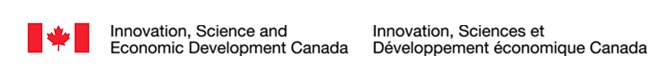 Innovation, Science and Economic Development Canada Logo