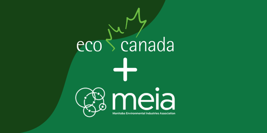 ECO Canada and meia partnership announcement